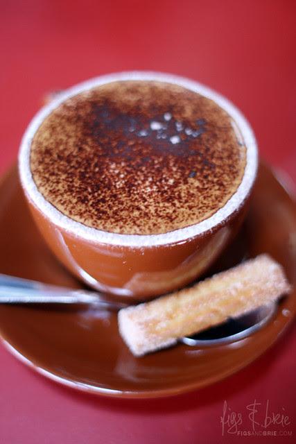 Cappuccino, The Carrington