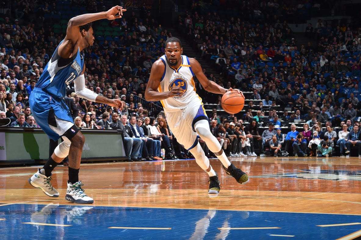 Warriors Top Timberwolves in Fourth Quarter Comeback