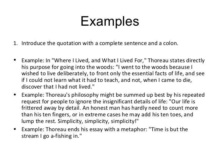 Words that introduce quotes or paraphrases – gallaudet university