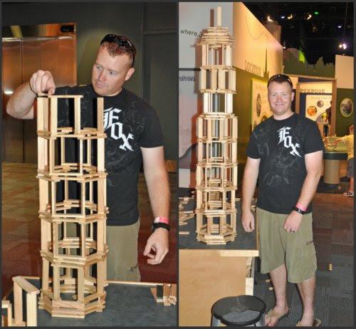 jacob's tower
