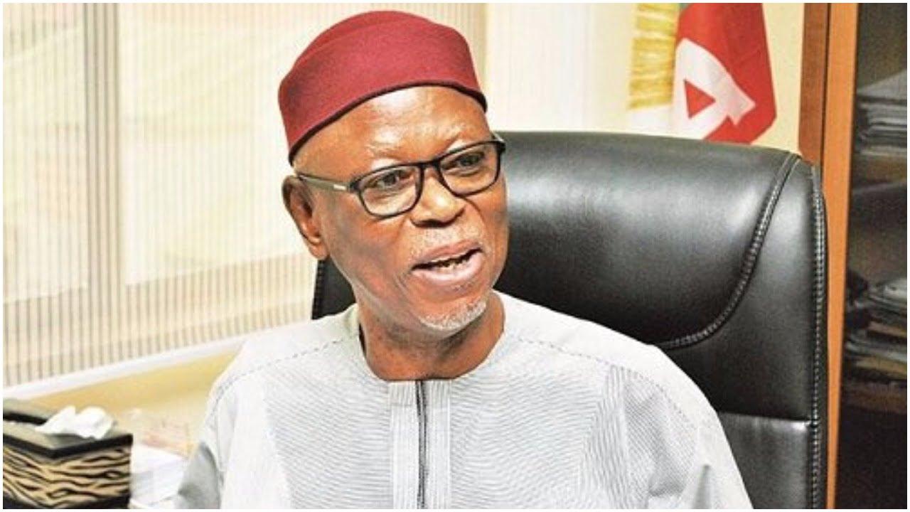 2019 presidency: Oyegun speaks on Buhari