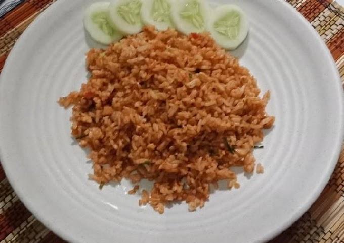Resep Nasi Goreng Daun Jeruk Cita Rasa Tinggi