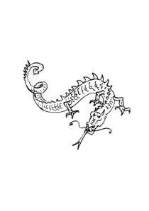 Coloriages Dragons à Imprimer Coloriages Personnages