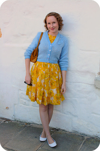 Outfit of the week - Pretty little pictures