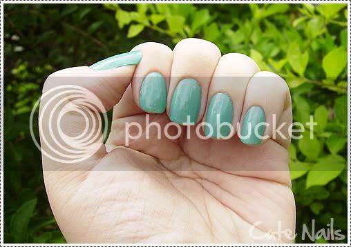 Cute Nails: Sereia - Impala
