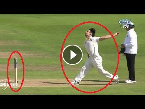 "top 10 ""bowling fail"" in cricket history"