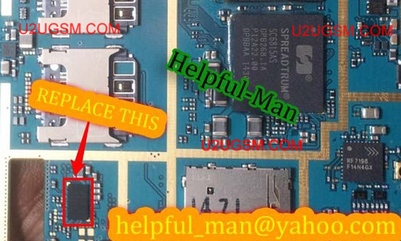 Samsung Young 2 Sm G130h Wifi Not Working Problem Solution Jumpers U2ugsm In