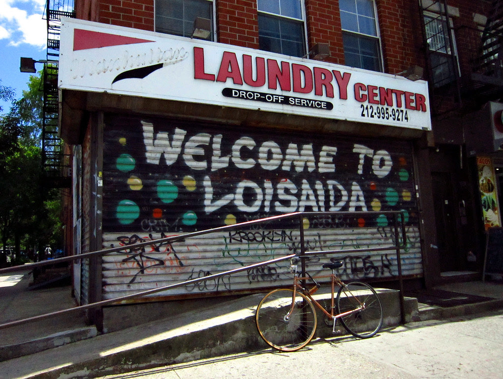 Welcome to Loisaida
