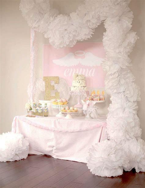 54 best Heaven Sent Baby Shower images on Pinterest