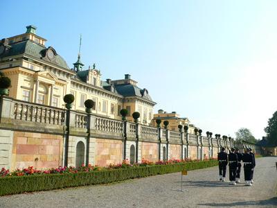 ドロッドニングホルム宮殿(Drottningholms Slottsteater)fromスゥエーデン