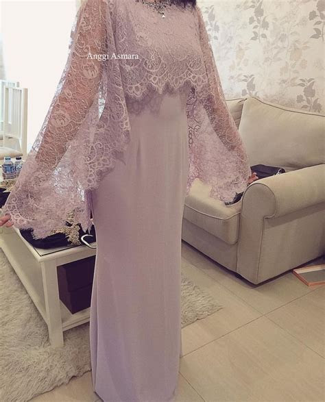 baju kurung lace ideas  pinterest kebaya