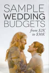 How To Create A Perfect (For You) Wedding Budget   How To