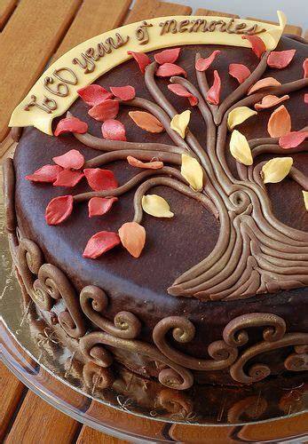 Family Tree Cakes on Pinterest   Family Reunion Cakes