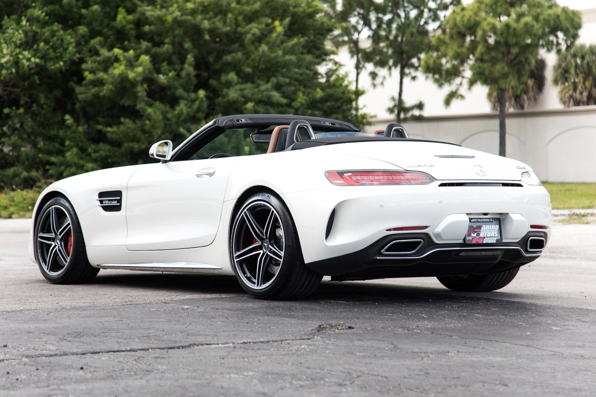 Used 2018 Mercedes-Benz AMG GT C For Sale ($137,900 ...
