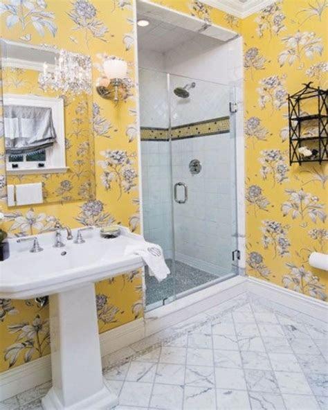 beginilah wallpaper dinding kamar mandi  viral cat