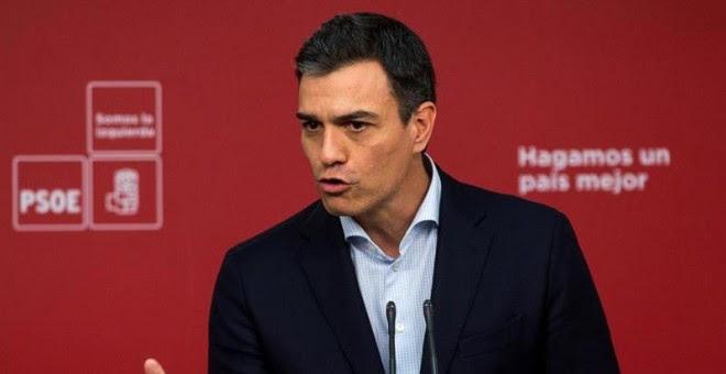 Pedro Sánchez, en una foto de archivo. / EFE