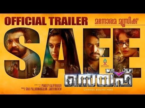 Safe Malayalam Movie Trailer
