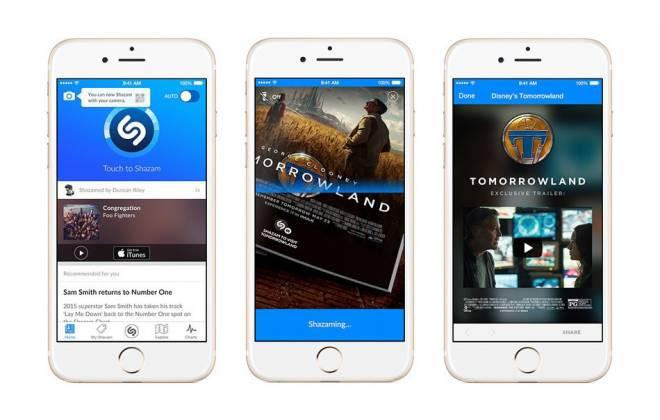 Shazam ganha recurso para escanear objetos e exibir realidade aumentada