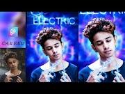 Picsart Editing | Electronic Boy | Futuristic Virtual Picsart Editing | A.k Editz