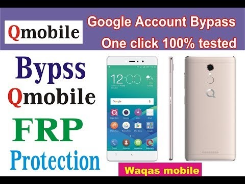 WAQAS MOBILE CENTER KINGRA: how to bypass google account on