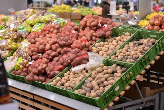 Стоимость продуктовой корзины в Пермском крае составила 4,61 тыс. рублей