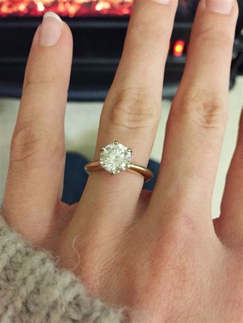 1000  ideas about Gold Engagement Rings on Pinterest
