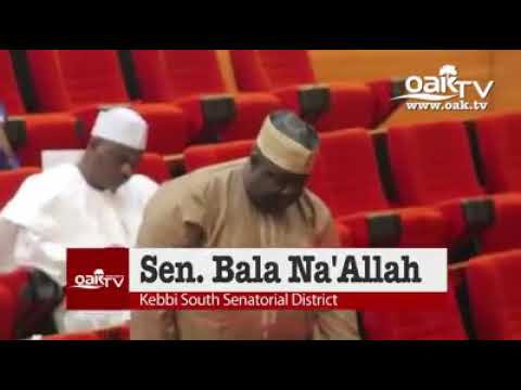 IGP: Bukola Saraki Steps Down From His Chair As Senate President (Watch Video)