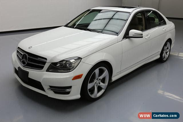 2014 Mercedes-benz C-Class for Sale in United States