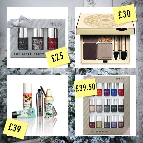 House of Fraser Chrismas Beauty 2012