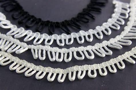 Elastic bridal Button loops, sew bridal gown, diy wedding