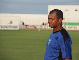 Wassil Mendes, técnico do Alecrim (Foto: Gabriel Peres/Divulgação)