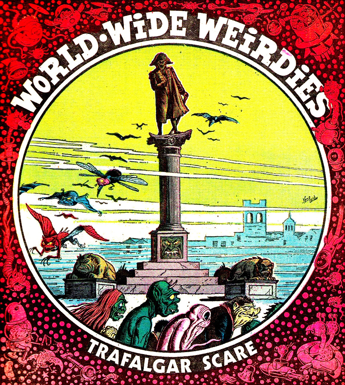 Ken Reid - World Wide Weirdies 40