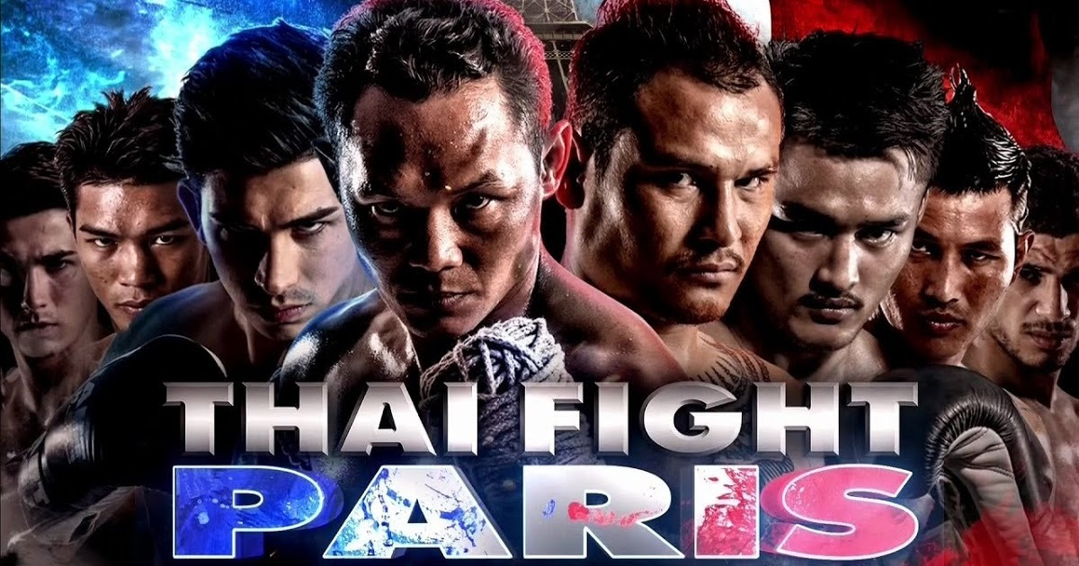 ไทยไฟท์ล่าสุด ปารีส เต็งหนึ่ง ศิษย์เจ๊สายรุ้ง 8 เมษายน 2560 Thaifight paris 2017 http://dlvr.it/P0XNx6 https://goo.gl/TS5kZj