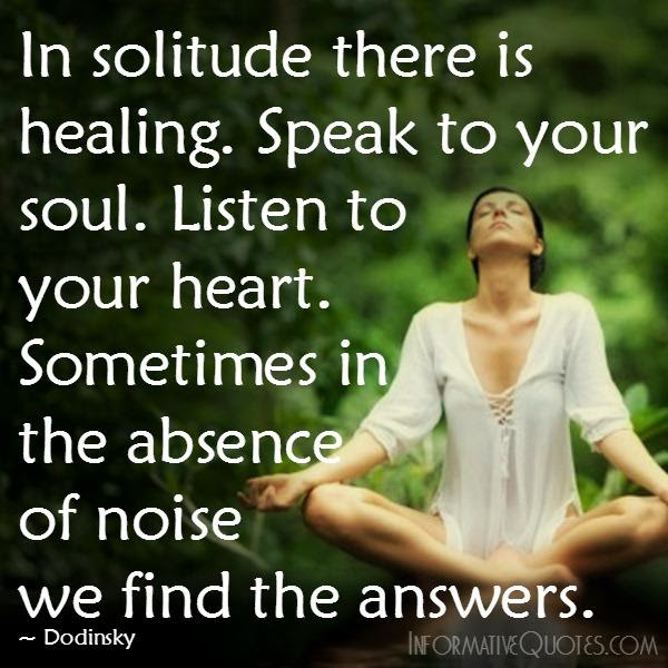 Speak To Your Soul Listen To Your Heart Informative Quotes