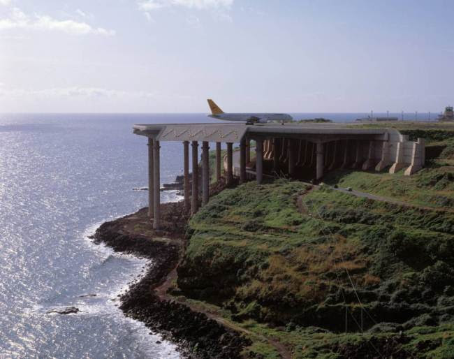 5. Madeira Airport, Portugal