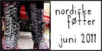 nordiske føtter-knapp