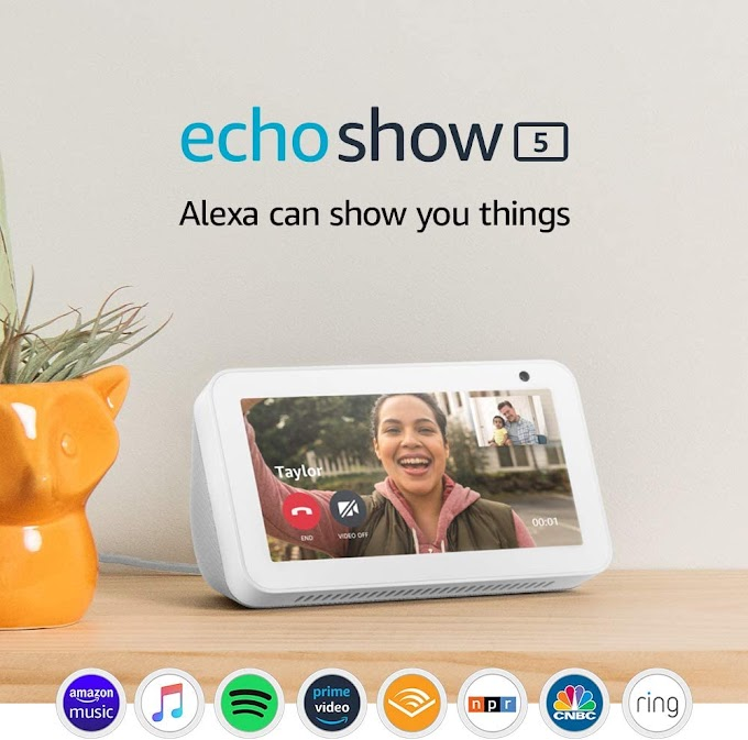Alexa Echo Asistente - Aprovecha la oferta de un 20%  en AMAZON.