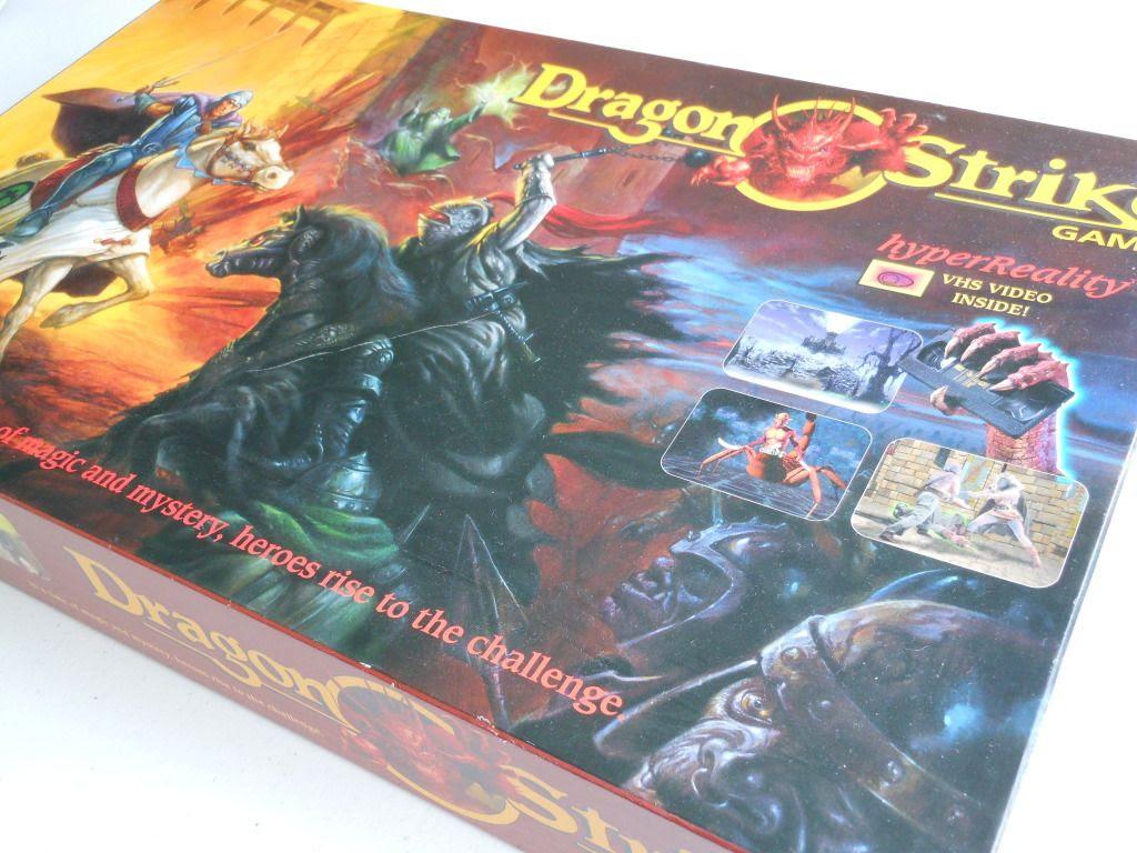 Dragon Strike box