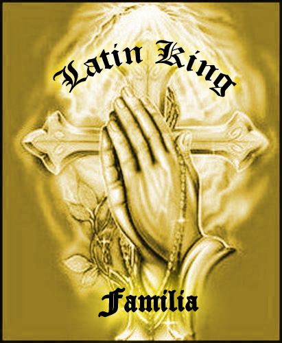 Almighty latin kings and queen
