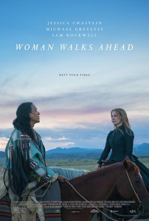 Where Was Woman Walks Ahead Filmed