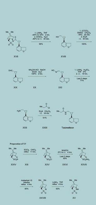 Synthesis Tasimelteon