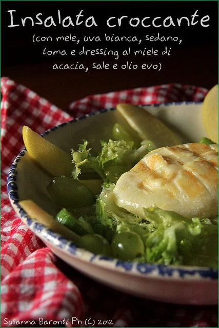 insalata croccante