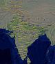 Peta India Kuno.