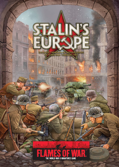 Stalin's Europe Cover