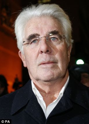 PR guru Max Clifford, left, and comedian Jim Davidson, right, are among those arrested in the Operation
