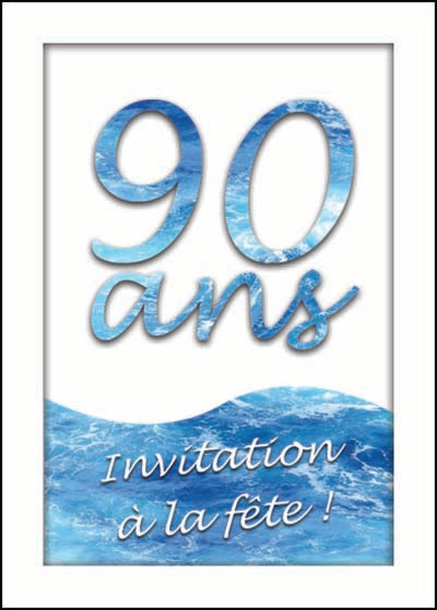 Carte anniversaire gratuite imprimer pour 90 ans - Carte anniversaire 80 ans gratuite a imprimer ...