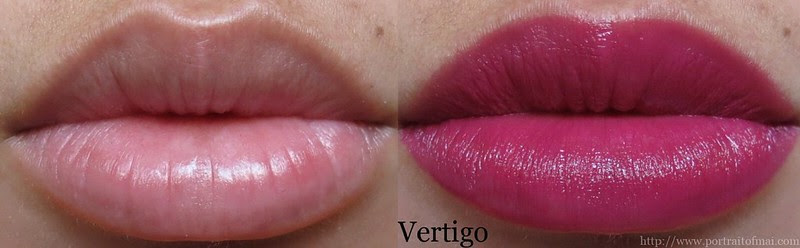 Performance Colors Semi Matte Lipstick in Vertigo