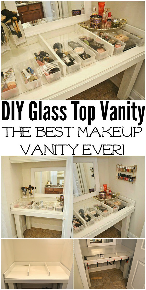 Cheap Diy Makeup Vanity Table Ideas Diy Home Decor