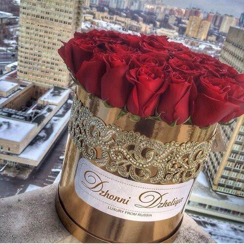 Lujosos Ramos De Rosas Que Espero Recibir Algun Dia