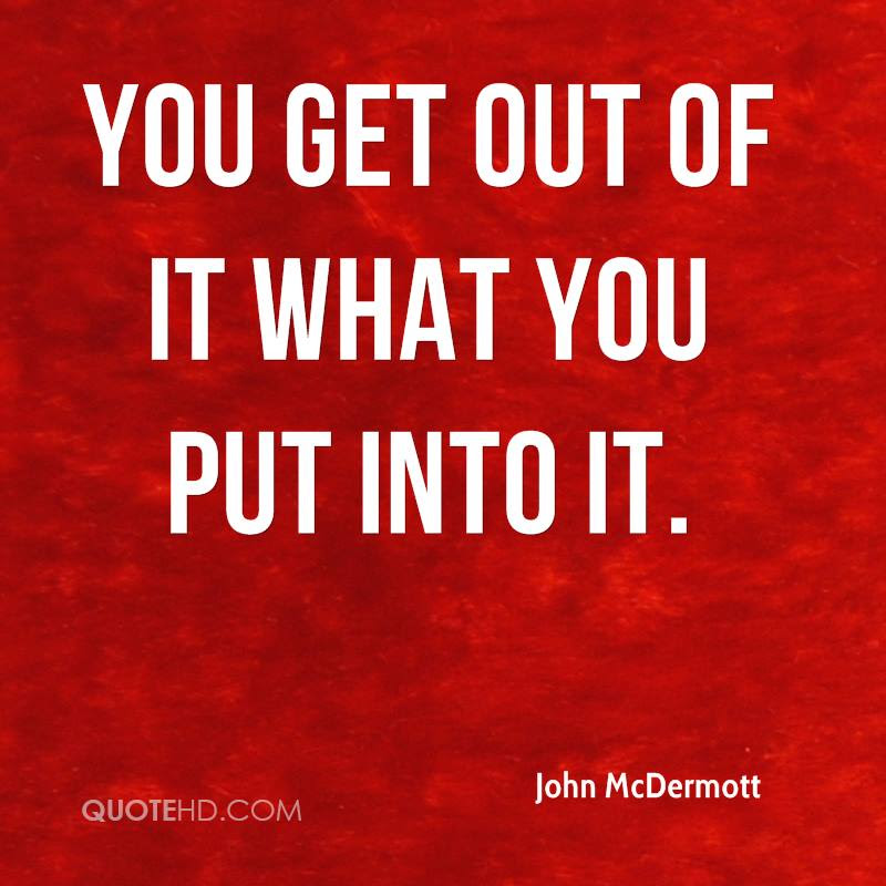 John Mcdermott Quotes Quotehd